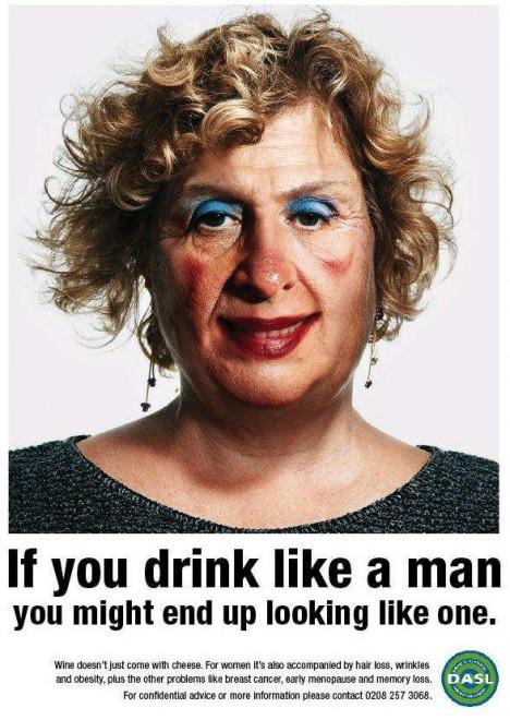 Erkek gibi içmek